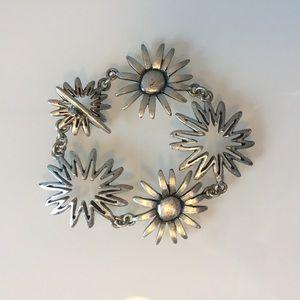 Lucky Brand | Silver Flower Bracelet